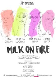 Milk on Fire