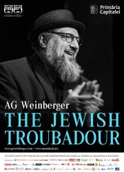The Jewish Troubadour de AG Weinberger